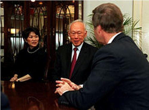 Lee Kuan Yew Image