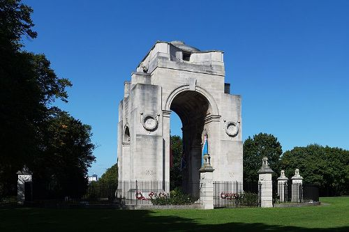 Leicester Memorial