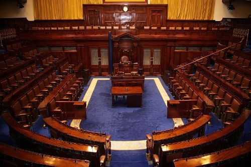 Leinster House Chamber