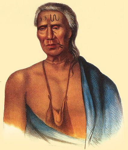 Lenni Lenape Chief