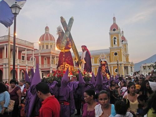 Lent in Nicaragua