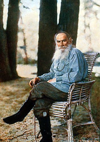 Leo Tolstoy Facts