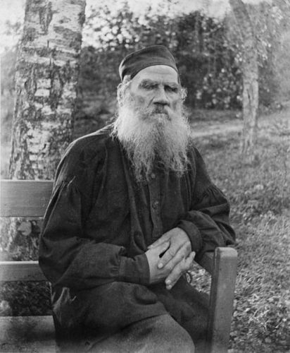 Leo Tolstoy in 1897