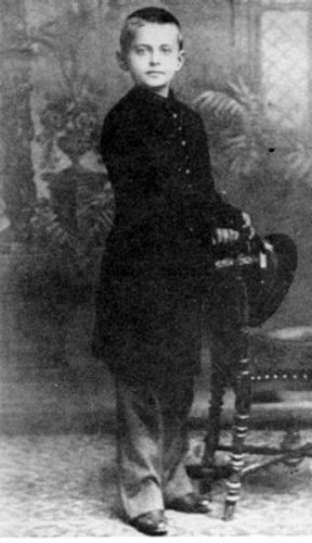 Leon Trotsky 1888