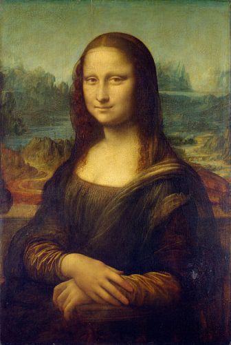 Leonardo da Vinci Art Monalisa