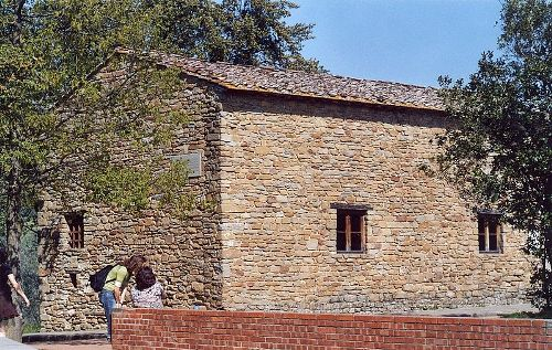 Leonardo da Vinci Childhood Home
