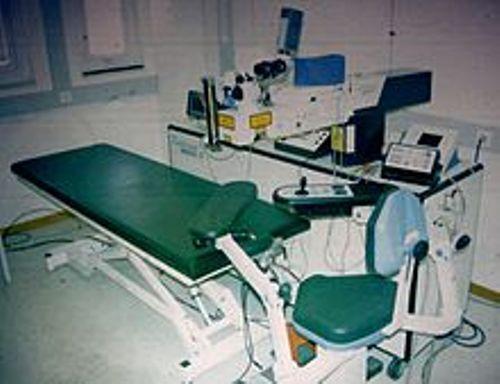 laser eye surgery image