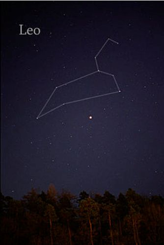 leo the constellation