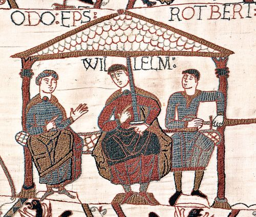 Bayeux tapestry Pic