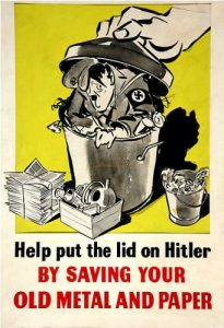 Facts about Life in WW2