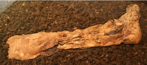 Facts about Lindow Man