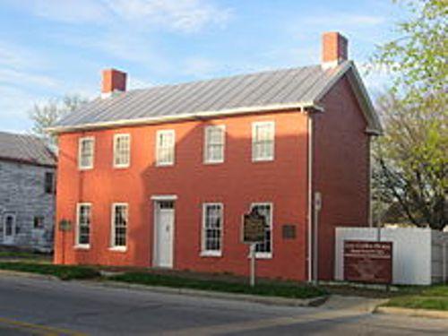 Levi Coffin home