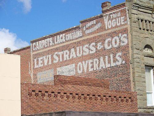 Levi Sign