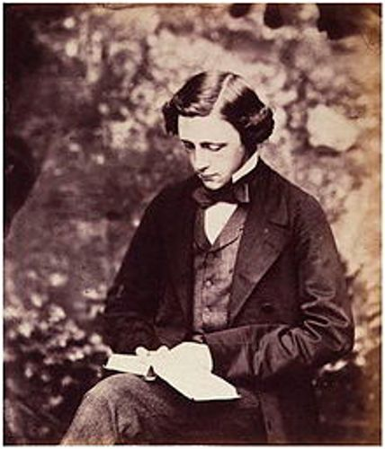 Lewis Carroll Pic
