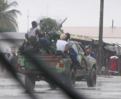 Liberia Politics