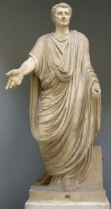 Life in Ancient Rome Statue