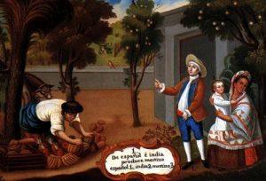 Life in Mexico Caste