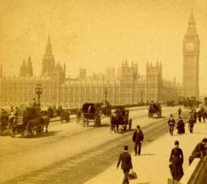 Life in Victorian London