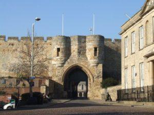 Lincoln Castle Pic