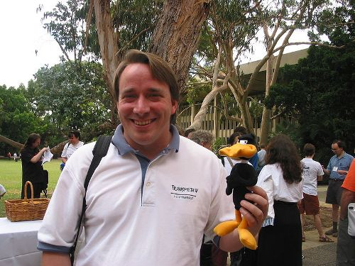 Facts about Linus Torvalds