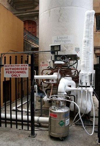 Facts about Liquid Nitrogen