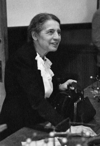Facts about Lise Meitner