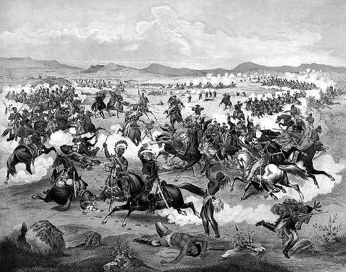Facts about Little Bighorn