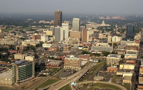 Facts about Little Rock Arkansas