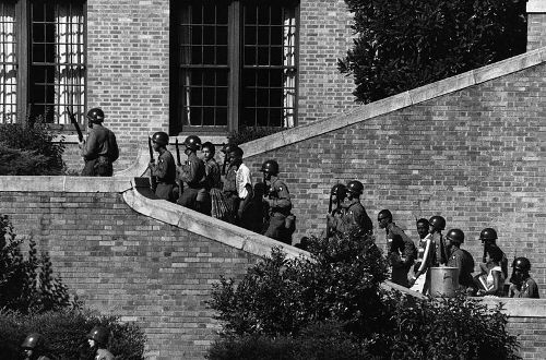 Facts about Little Rock Nine