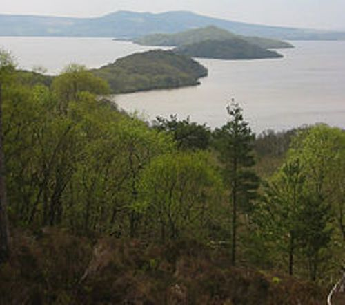 Facts about Loch Lomond