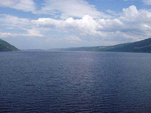 Facts about Loch Ness