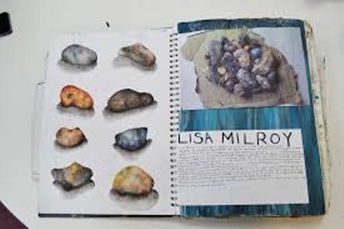 Lisa Milroy Image