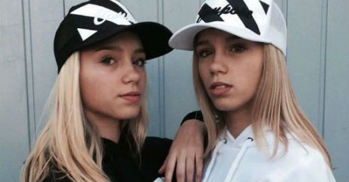 Lisa and Lena Pic