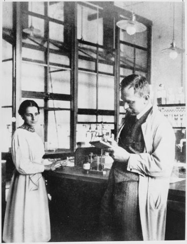 Lise Meitner Facts