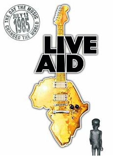 Live Aid Facts