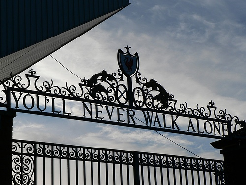 Liverpool FC Gates
