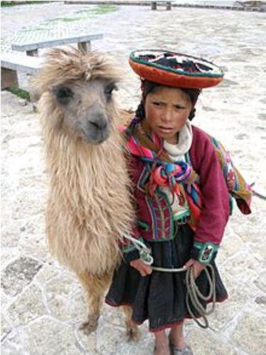 Llama Facts