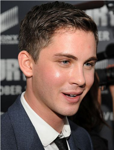 Logan Lerman 2014