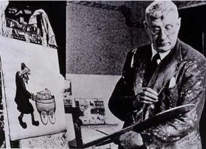 Facts about L. S. Lowry