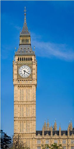 Facts about London Big Ben