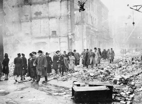 Facts about London Blitz