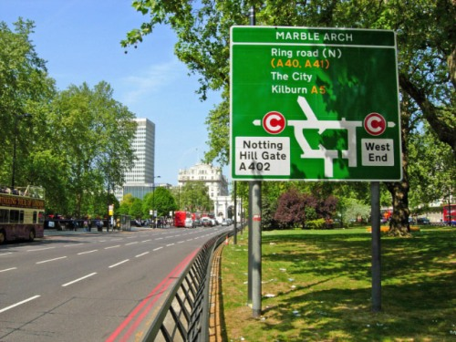 Facts about London Congestion Charge