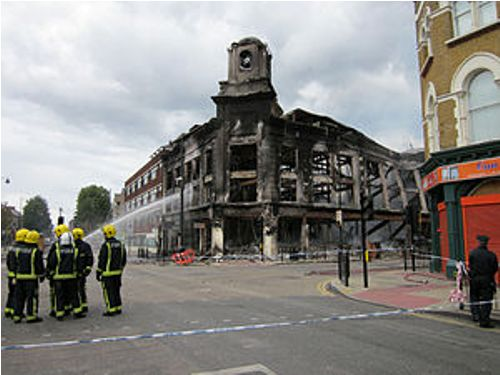 Facts about London Riots 2011