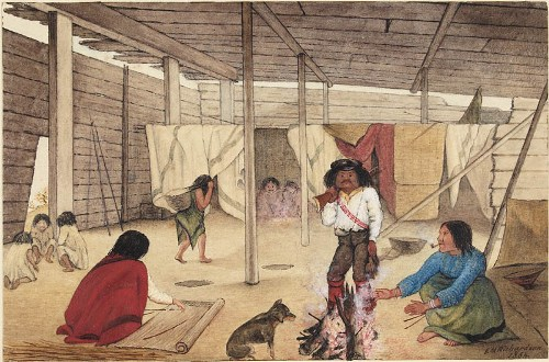 Facts about Longhouses