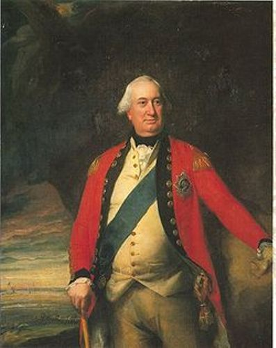 Facts about Lord Cornwallis