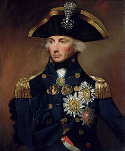 Facts about Lord Nelson