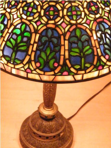Facts about Louis Comfort Tiffany