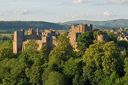 Facts about Ludlow Castle