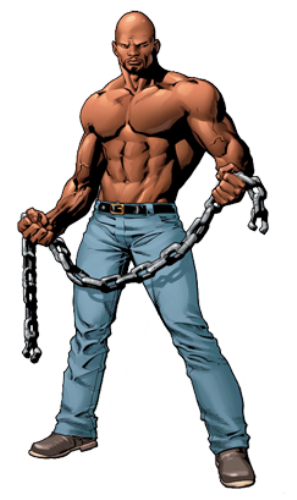 Facts about Luke Cage
