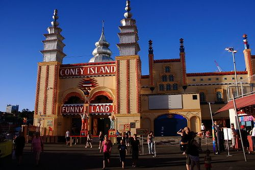 Facts about Luna Park